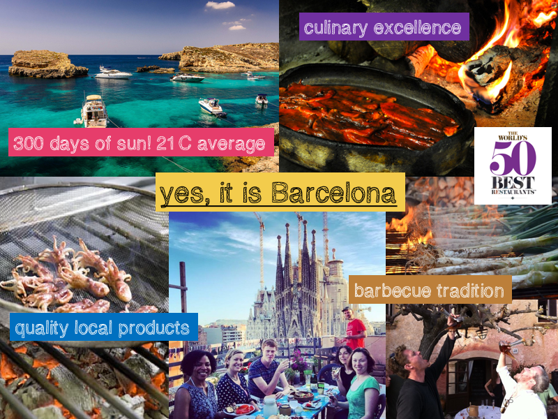 Barcelona BBQ - Barbecue Capital of Europe