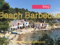 Our beach barbecue location at Cala s´Alguer. Photo by Denise Rubin