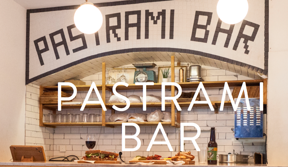 Pastrami Bar on c/ Rera Palau 4