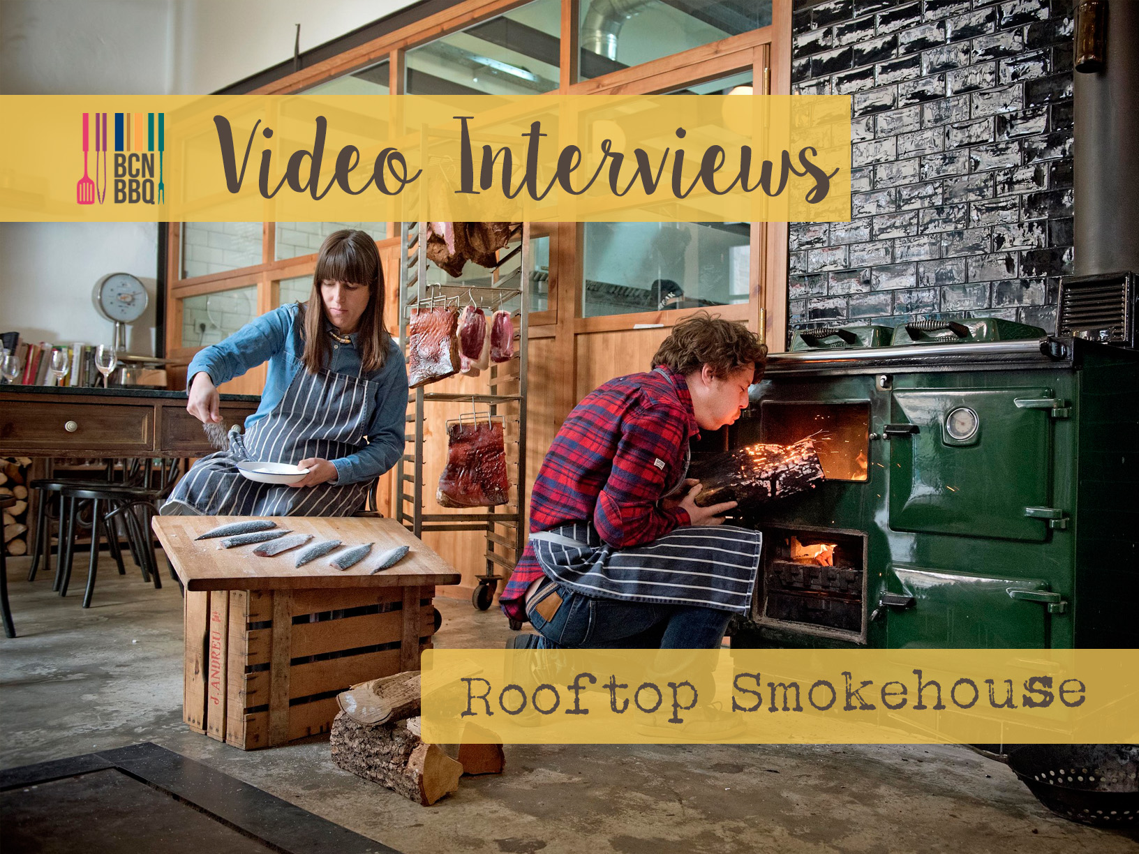 Rooftop Smokehouse Video Interviews - photo by Rooftopsmokehouse.com