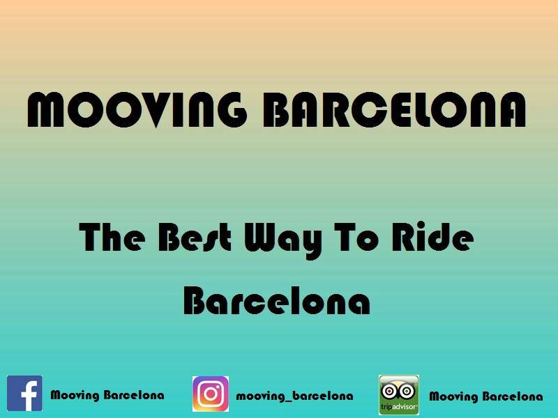 Mooving Barcelona Motor Bikes