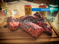 Chinese Pork Marinade by Chef Josh Weitzer