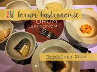 Barcelona Gastronomic Forum 2016 Review