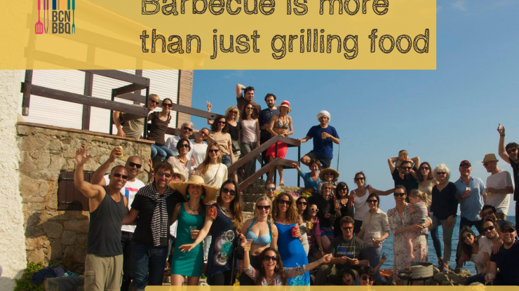 Barcelona BBQ Catering for Barbecue Events